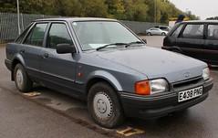 E438 PNG (1) (Nivek.Old.Gold) Tags: 1987 ford escort 16 ghia 5door billkilbourn hempnall eama