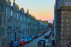 Aberdeen 12 Feb 2019 00053.jpg (JamesPDeans.co.uk) Tags: forthemanwhohaseverything aberdeen gb printsforsale unitedkingdom objects scotland aberdeenshire britain hdr wwwjamespdeanscouk camera greatbritain jamespdeansphotography landscapeforwalls europe uk digitaldownloadsforlicence landscape roads citycentre street tenement