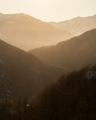 Valleys (ramvogel) Tags: sony a6300 sony18105mm ticino landscape sunset valley layer switzerland winter