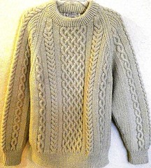 (Mytwist) Tags: donegal irish sweater classic fisherman ireland cabled vintage bulky style fashion retro timeless handcraft craft heritage passion old laine killarney inishmore dublin velour modern aran fair gift heavy jersey knitted love mytwist neck vouge crewneck aranstyle cozy aranjumper aransweater authentic euc ivory pattern stitch itchie itch itchy virgin husband inverallen scotland 100 wool mens cable crew 1a salanna port charlotte usa florida united states us