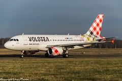 Volotea EC-MUT (U. Heinze) Tags: aircraft airlines airways airplane planespotting plane flugzeug haj hannoverlangenhagenairporthaj eddv nikon d610 nikon28300mm