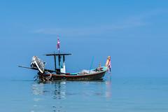 Tranquility , Andaman Sea Thailand (Frank KR) Tags: tranquility beach sun boat boattrip blue bluesky bluewater sony ilce6300 sony6300 sonya 1670