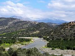 River Potamos. (Ia Löfquist) Tags: river flod mountain berg