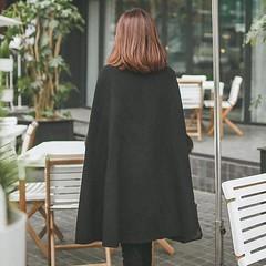 zwaart-hamaliel-mujeres-negro-piel-de-cuello-capa (rainand69) Tags: cape umhang cloak
