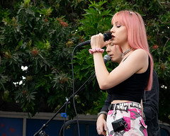 XYLO 09/30/2018 #4 (jus10h) Tags: xylo abbottkinney fest festival venice losangeles california live music concert gig show event performance stage female singer young beautiful sexy girl woman sony dscrx10 dscrx10m3 2018 sunday september30 justinhiguchi paige duddy