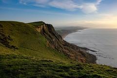 Thorncombe Beacon (Richard & Sheila) Tags: coastpath dorset coast sea ngc