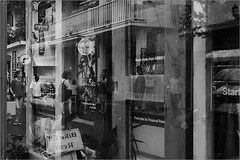 galle street, galle (nevil zaveri (thank you for 15+ million views:)) Tags: zaveri people woman women photography photographer images photos blog stockimages photograph photographs nevil nevilzaveri stock photo srilanka shop monochrome blackandwhite bw shopping jewellery jewelry gemstones reflection street rooms hotel restaurant glass galle rent rental man men tourist holiday
