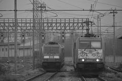 domo II set 79 #31 (train_spotting) Tags: beuracardezza domoii captrain captrainitalia e4830127icti traxxf140dc bombardier enord ferrovienordmilano nordcargo dbcargoitaliasrl e4831018inc nikond7100