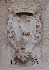 Polignano a Mare (Puglia-Italia). Escudo (santi abella) Tags: polignanoamare apulia puglia italia heráldica escudos