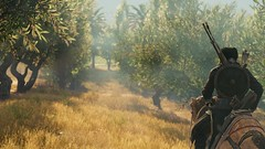 The Adventure Continue (Nocha_Productions) Tags: egypt tree trees sun sunshine sunset sky clouds mist assassin assassinscdreedorigins origins assassinscreed bayek ubisoft uplay creed art action adventure actionrpg screenshot screenshots cinematography consoles videogames gaming gamingscreenshot games game gallery gamingart gamingpicture pics pic pc picture photography photo productions nochaproductions nocha playstation playstation4 ps4 ps4pro xbox xboxone xboxonex anvilnext microsoftwindows microsoft windows rpg rise olive olivetree grass camel mount