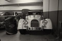 Nice, France ~ 2019 (Christopher Mark Perez) Tags: nice france bw blackandwhite monochrome oldvehicles oldcar vintageautomobile