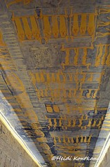 Journey through the heavens (konde) Tags: stars heaven mummyform ramsesix 20thdynasty newkingdom tomb ancientegypt kv6 afterlife netherworld hautamaalaus hieroglyphs mythology tombpainting art necropolis thebes luxor treasure