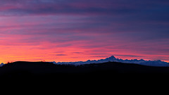 Winter Sunset (jacopo.batisti) Tags: cuneo monviso italy piemonte langhe sunset landscape canon 6d