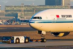 Air China (ab-planepictures) Tags: fra eddf frankfurt flugzeug flughafen plane aircraft aviation airport planespotting