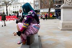 London 2019 (tuti_s11) Tags: streetphotography streettogs women womeninthestreet fotografiacallejera fotografiaurbana fujifilmx100f fujistreet fujifilm fujilove fufjitravel faces