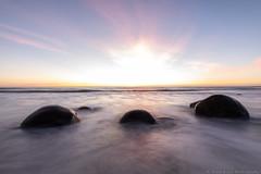 D85_3941 (captured by bond) Tags: bowlingballbeach camerashake blur beach sad