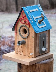 PC160005 (bvriesem) Tags: bird house birdhouse craft wood carpentry