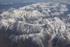 Karakoram Range, Pakistan (dan smo) Tags: pakistan aerialview karakoram mountain range snowcapped highaltitude