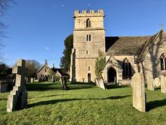 St John the Baptist Church Latton (Nigel Musgrove-2.5 million views-thank you!) Tags: wiltshire england st john baptist church latton cotswolds