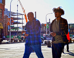 Father & Son (tacosnachosburritos) Tags: chicago windy city urban gritty grit thestreets street photography sexy hot spring fashion trendy thelook fulton market district west loop father son