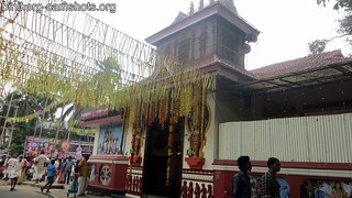 Kodungallur Kavu Bhagavathy Temple, Mannuthy
