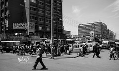 The Urban Transport Collection (JeepChic) Tags: citylife urban citystreet city blackandwhite kenya nairobi people taxi transportation streetphotography motorbike