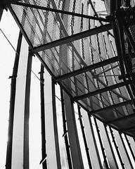 La cité du Vin (Vicente Romero Photography) Tags: bordeaux abstract bw