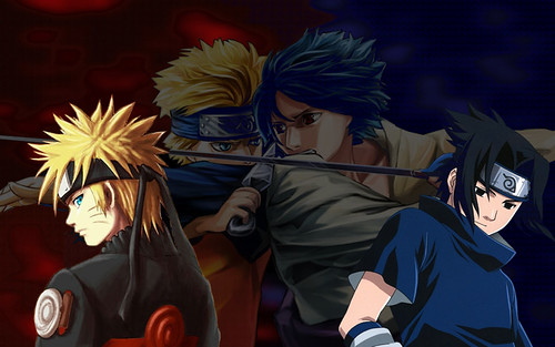 Naruto Vs Sasuke 4k Images On Wallpaper 1080p Hd Home Edited Version