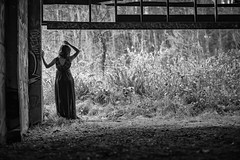 Silhouettes !! (pankaj.anand) Tags: charlie bluedress dress sony sonya73 sonya7iii canontosony primelens ladki beautifulladki whitegirl bluelongdress bokeh outdoor seattle washington usa portrait portrait2018 2018 pankajanand18 pankajanand posing model beautifulgirl girlwithshorthair