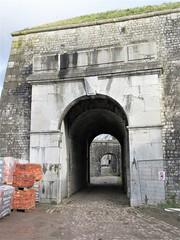 Archways at the Citadelle, Namur, Belgium (Paul McClure DC) Tags: namur namen belgium belgique wallonia wallonie feb2018 historic architecture castle citadel ardennes
