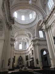 Crossing and dome, Cathédrale Saint-Aubain, Namur, Belgium (Paul McClure DC) Tags: namur namen belgium belgique wallonia wallonie ardennes feb2018 cathedral historic architecture