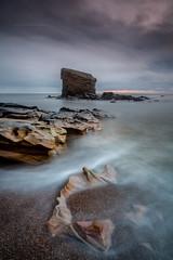 Charlie & Alex! (Squareburn) Tags: seascape sunrise seatonsluice charliesgarden northeast coast longexposure collywell