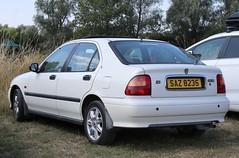 SAZ 8235 (Nivek.Old.Gold) Tags: 1997 rover 416 sli auto 5door centralgarages torbay