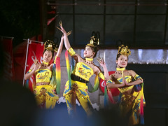 Dance performance at Lunar New Year celebration in Yokohama Chinatown (DigiPub) Tags: 横滨中华街 横浜中華街 春節 横浜 日本 冬季 美麗凍人 山下町公園 橫濱中華街 橫濱中華學院 飛天 1128805503 istockbygettyimages yokohamachinatown 神奈川県横浜市中区山下町 2019 chinesenewyear adult adultsonly annualevent blurredmotion celebration cheerful chineseculture coldtemperature costume dancer dancing dressingup enjoyment entertainmentevent event famousplace february freeofcharge fun goldcolored groupofpeople hairstyle happiness headwear horizontal humanbodypart humaninterest humanskin japan metal motion nailart night onlywomen onlyyoungwomen outdoors parade people performance performer performingartsevent photography publicpark smallgroupofpeople spectator stagecostume street teamwork threepeople threequarterlength traditionalfestival traveldestinations winter women yellow youngadult youngwomen