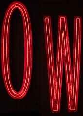 Word up (dogwelder) Tags: lakebalboa museum neon sanfernandovalley valleyrelics vannuys california unitedstatesofamerica us