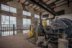 19th Century Machine Shop (Sloss Furnace) (jeff_a_goldberg) Tags: blastfurnace pigiron iron slossfurnaces alabama nationalhistoriclandmark redclaytours industrialrevolution birmingham