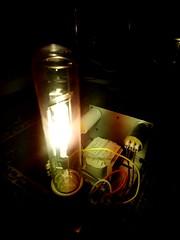 Sylvania 250Watt/4K (EveryBodiesDeadDave) Tags: sylvania250watt4k sylvania erc hsithx basic 250watt 4k china 59 metalhalide lamp bulb wires 240volt