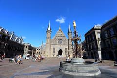 Binnenhof, Dan Haag, Netherlands (廖法蘭克) Tags: netherlands 荷蘭 canon canon6d canonef1740mmf4l frank frankineurope friends photographer photography photograph danhaag 海牙 binnenhof sunny sunshine