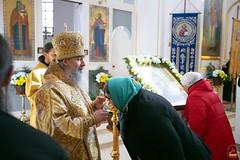 42. Свт. Феодосия Черниговского в Кармазиновке 18.02.2019
