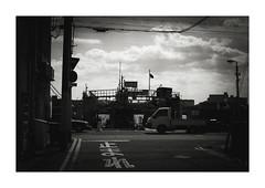 port of kobe (gol-G) Tags: fujifilm xpro2 fujifilmxpro2 nokton 35mm f12 voigtlandernokton35mmf12aspherical digital bw japan kobe