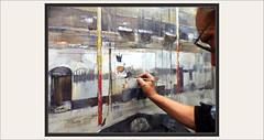 MANRESA-PINTURA-ELS POLVORERS-ARTE-PAISAJES-FABRICA-FABRICAS-ABANDONADAS-INTERIORES-NAVES-HISTORIA-INDUSTRIAL-CATALUNYA-PINTOR-ERNEST DESCALS (Ernest Descals) Tags: elspolvorers fabrica fabricas fabriques antigues ancient industria textil antiga muros soportes hierro walls interior indoor interiors interiores plastica plasticas plasticos art arte artwork manresa ciutat city industry factory factories historia historiques history paint pictures patrimoni patrimonio abandonadas abandoned abandonades luz contraste light pintar barcelona catalonia catalunya cataluña pinturas pintures cuadro cuadros quadres quadre pintando pintant documents documentos pintor pintors pintores renfe estacion ferrocarriles painting paintings painter painters artist artistes artistas ernestdescals sugerencias paleta tonos lugares