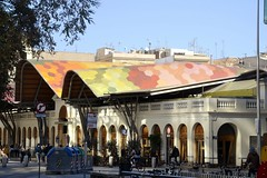 MERCAT DE SANTA CATERINA (Yeagov_Cat) Tags: 2019 barcelona catalunya mercatdesantacaterina mercat santacaterina conventdesantacaterina convent neoclassicisme josepbuixareu 1847 2005 enricmiralles muhba muhbasantacaterina