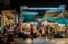 Night Market (TigerPal) Tags: bangkok thailand thai southeastasia street streets vacation travel market nightmarket