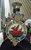 Coat of Arms (Barry C. Austin) Tags: uksteam chaloner velinheli kingscross