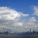 Upper Bay from Staten Island, NYC