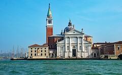 San Giorgio Maggiore (werner boehm *) Tags: wernerboehm sangiorgiomaggiore venice italy architecture