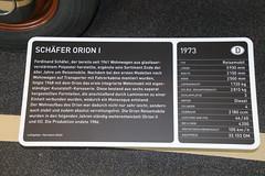 Schäfer Orion I (1973) (Mc Steff) Tags: schäfer orion i 1973 hanomag hanomaghenschel mercedes l 207 wohnmobil camper erwinhymermuseum