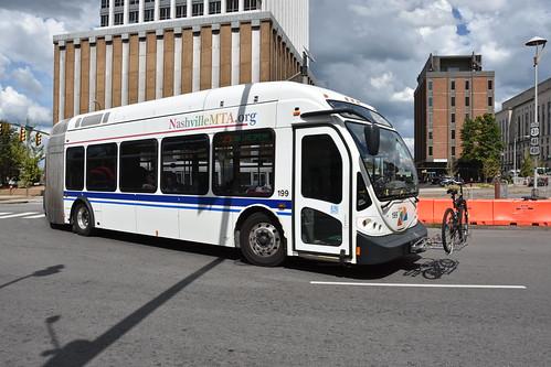 Nashville Metropolitan Transit Authority
