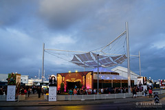 20190310-02-Spiegeltent in Hobart (Roger T Wong) Tags: 2019 australia hobart rogertwong sel24105g salamanca sony24105 sonya7iii sonyalpha7iii sonyfe24105mmf4goss sonyilce7m3 spiegeltent tasmania evening people performance rain