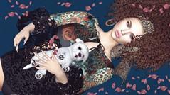 ♥ (♛Lolita♔Model-Blogger) Tags: lolitaparagorn jumofashion wowskins vanityhair ebento blog blogger beauty blogs bodymesh bento genus